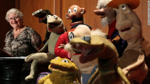 &lt;a href='http://www.cnn.com/2013/04/02/showbiz/muppets-jane-henson-dies/index.html'&gt;Jane Nebel Henson&lt;/a&gt;, wife of the late Muppets creator Jim Henson and instrumental in the development of the world-famous puppets, died April 2 after a long battle with cancer. She was 78.