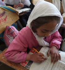 Educating girls in Afghanistan - CNN.com Video