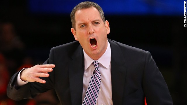 Rutgers head coach Mike Rice was fired after a video emerged of him berating and abusing players.