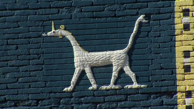 Once A Glorious Site Babylon Bears Scars Of History Cnn Com