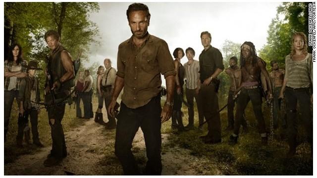 Actores de «The Walking Dead» resuelven algunos misterios de la serie