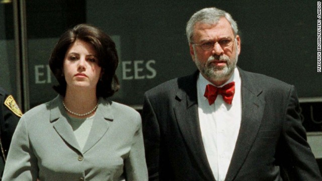 William Ginsburg was an attorney who represented former White House intern Monica Lewinsky.
