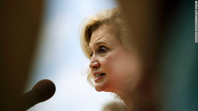 Congresswoman receives death threats over gun bill