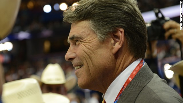 Perry: Politicians aren't perfect