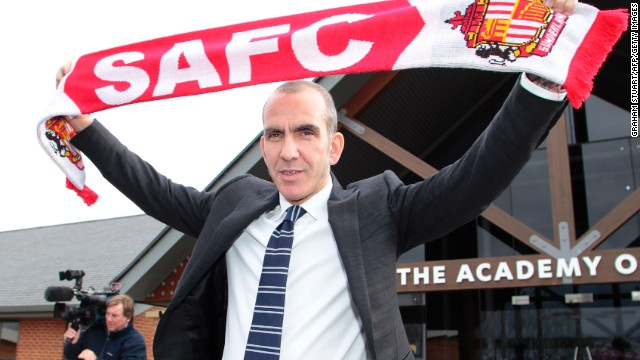 Di Canio hits back: 'I am not a fascist'