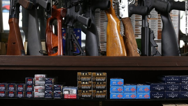 Poll: Could background checks lead to gun confiscation?
