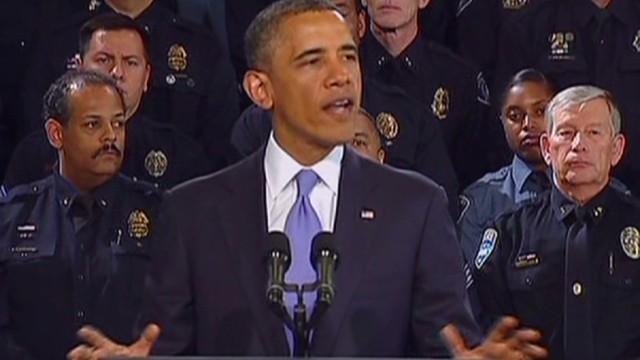 Obama llama al Congreso a acabar con la retórica en el debate sobre armas