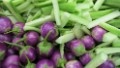 myanmar food eggplant