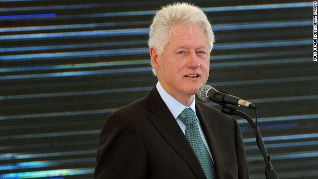 Former President Clinton to receive 'Advocate for Change' Award from GLAAD
