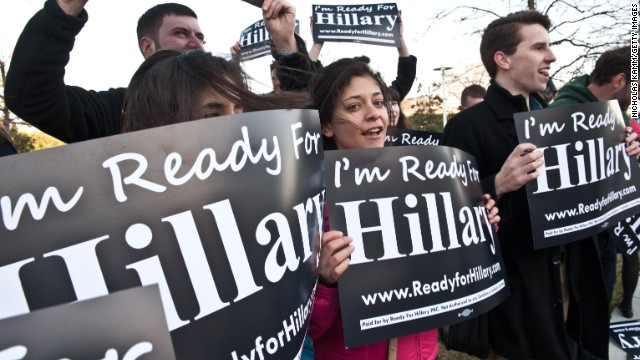 Pro-Clinton 2016 group touts $1 million haul