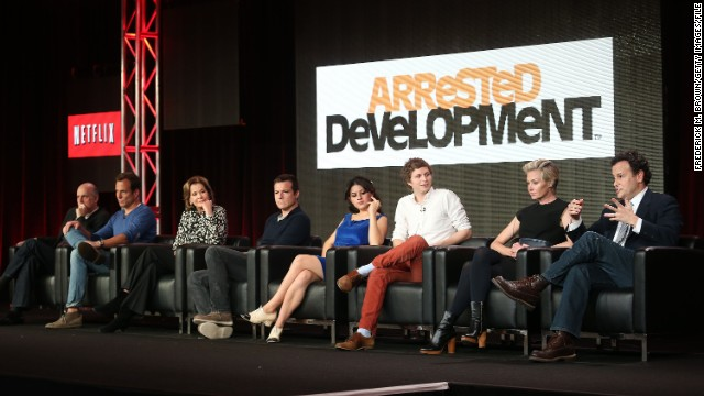 'Arrested Development' to return May 26