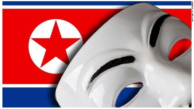 """Los sitios web oficiales de Corea del Norte, ¿""""hackeados"""" por Anonymous?"""