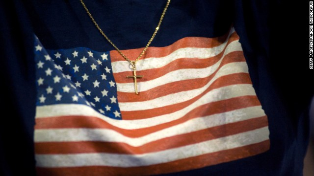 Study: Americans want more religion in politics