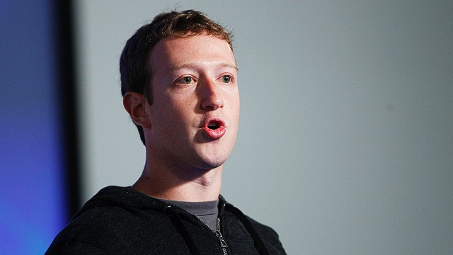 Facebook's Zuckerberg gives himself a label