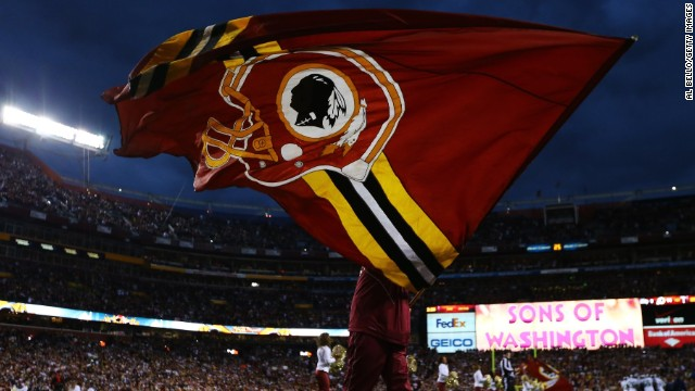 D.C. council member pushes name change for Washington Redskins