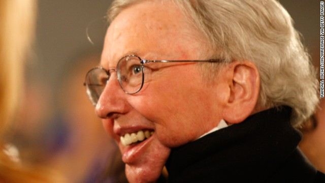 Remembering Roger Ebert: 'No good film is too long'