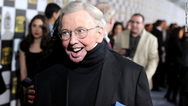 Roger Ebert kept us entertained 'At the movies'
