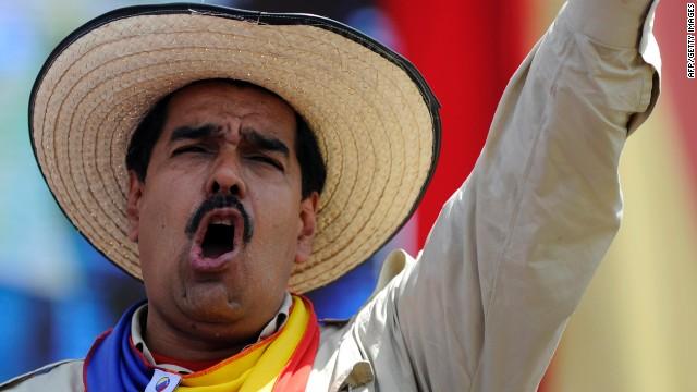 Nicolás Maduro denuncia un presunto plan para asesinarlo