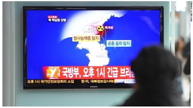 EE.UU. reducirá la retórica que alimenta la beligerancia norcoreana