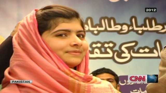 Malala's first grant will educate 40 girls