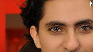 Blogger Raif Badawi has been in prison since June