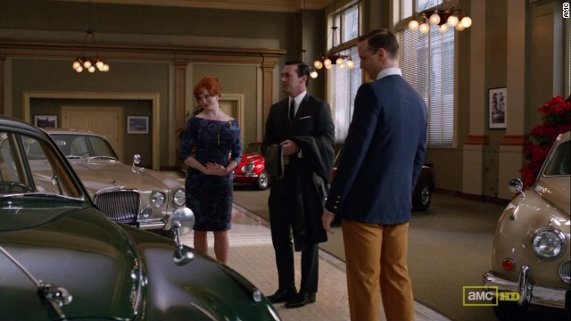 Jaguar not mad with 'Mad Men'