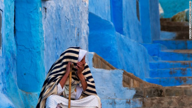 Chefchaouen, Morocco, was once a refuge for Spanish Jews who, as they fled the Inquisition in the 1500s, found a harmonious haven four hours from Fez.