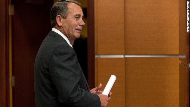 Boehner blasts reported Obama budget as 'wrong direction'