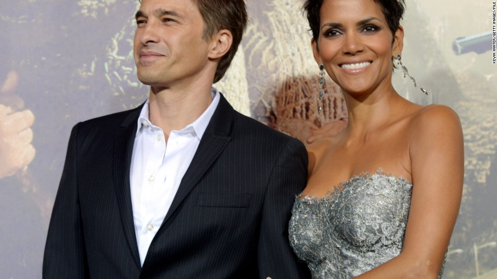 Halle Berry will soon be a mom of two! A rep for the actress confirmed to CNN in April that Berry is expecting a baby with her fiance, Olivier Martinez. She's also mom to daughter Nahla from a prior relationship. See who else is awaiting a new arrival this year: