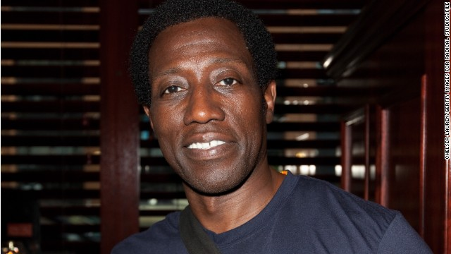 El actor Wesley Snipes sale de prisión