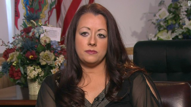 Julie Hall, daughter of Sheriff Eugene Crum, said her father