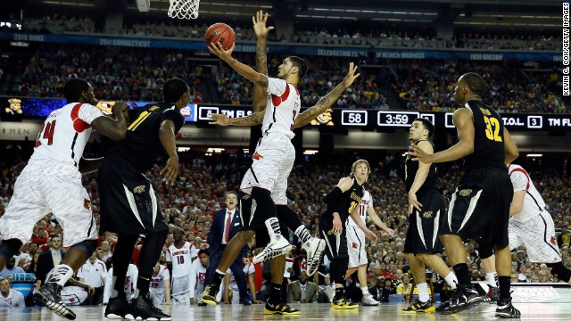 Photos: NCAA Final Four: Wichita State-Louisville