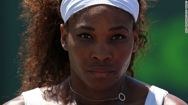 Subdued Serena overpowers sister