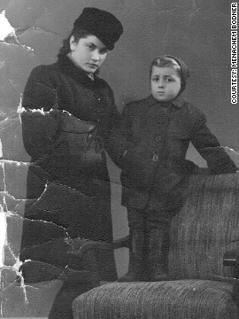 Auschwitz survivor Menachem Bodner, now 73, is searching for his long-lost twin brother Jeno, known as Jolli. The pair became separated when the camp was liberated in January 1945.