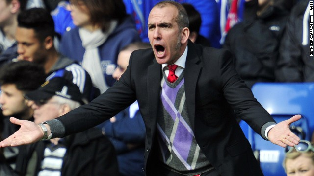 """If I have to answer every comment it's difficult,"" Di Canio told reporters. ""As a person you don't change, but you become an adult, you become a manager."""