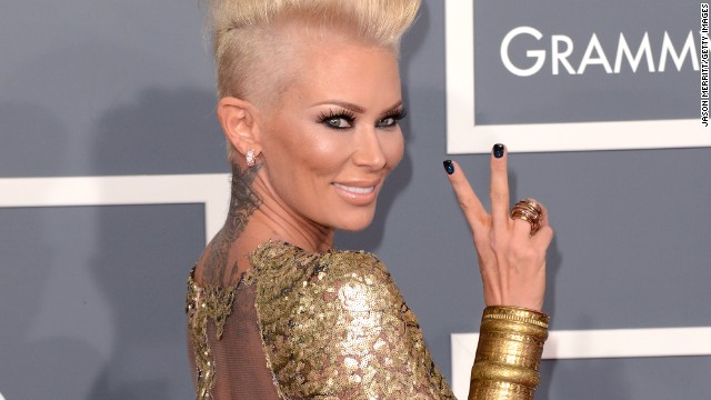 Ex-porn star Jenna Jameson charged with battery