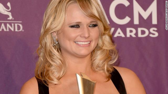 Miranda Lambert, Luke Bryan lead CMT nominees