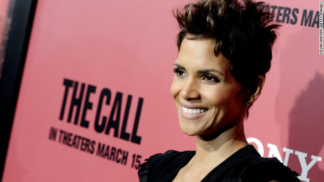 "Halle Berry's short hair has become so closely associated with her that she often likes to change it for movie roles. For ""The Call,"" she chose to wear a curly wig that many observers didn't love, but it was part of the job. ""It's becoming harder and harder for actors to escape who they really are and have people suspend belief,"" <a href='http://marquee.blogs.cnn.com/2013/03/05/the-story-behind-halle-berrys-hair-in-the-call/?iref=allsearch' target='_blank'>she said.</a> ""For me, the first thing that has to go is (my) hair."""