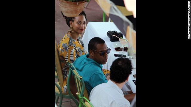 El gobierno de EE.UU. aprobó el viaje de Beyoncé y Jay-Z a Cuba