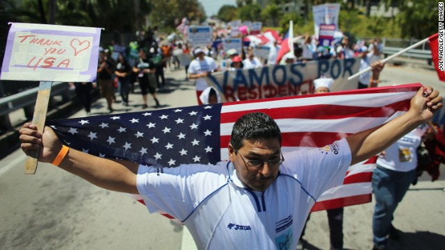 Read the immigration reform bill