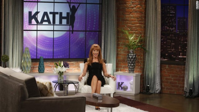 Bravo cancels Kathy Griffin's 'Kathy'