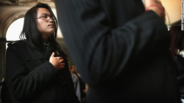Caught in the middle: Asian immigrants struggle to stay in America