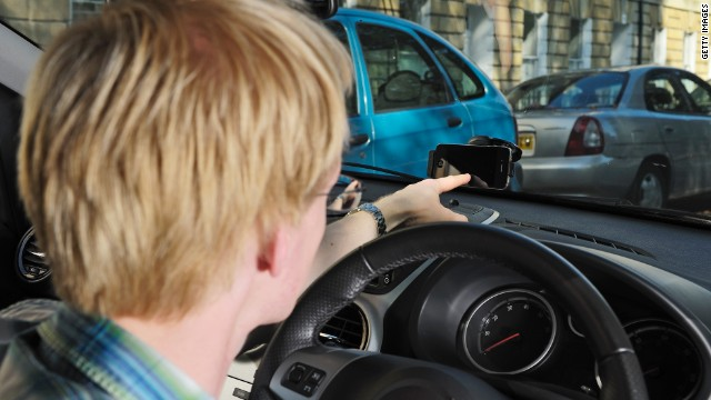 A California judge has ruled that using a map or GPS app behind the wheel qualifies as distracted driving, just like texting.