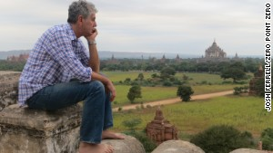 Anthony Bourdain Parts Unknown: Myanmar