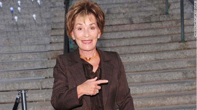 Judge Judy attends the 2012 Tribeca Film Festival at the State Supreme Courthouse on April 17, 2012 in New York City.