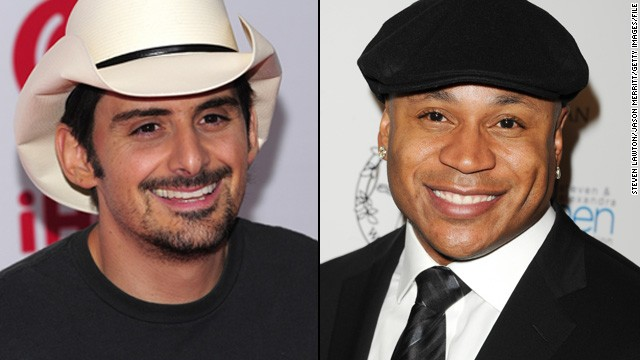 Brad Paisley and LL Cool J team up for 'Accidental Racist'