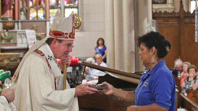 No Communion for same-sex marriage supporters? Archdiocese reframes comments