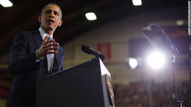 Obama reprende a legisladores de EE.UU. que se oponen al control de armas