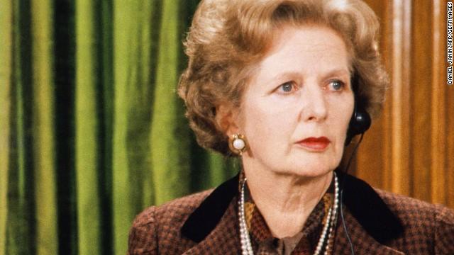 Thatcher deja un legado económico y político mundial con halagos y crítica