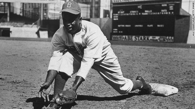 Opinion: It&#039;s Jackie Robinson Day, but black boys no longer dream of playing baseball